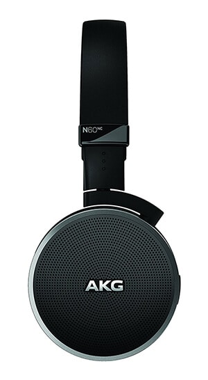 AKG Noise Canceling Headphone N60