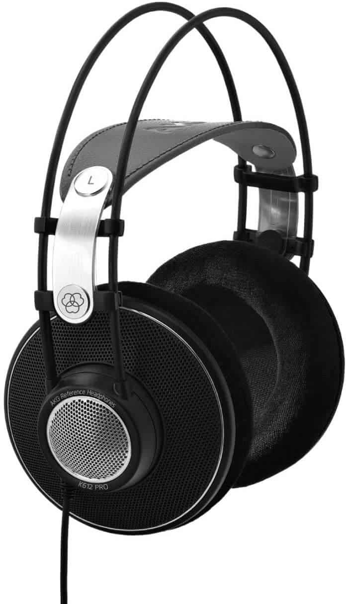 AKG Pro Audio K612 PRO Over-Ear, Open-Back, Premium Reference Studio Headphones