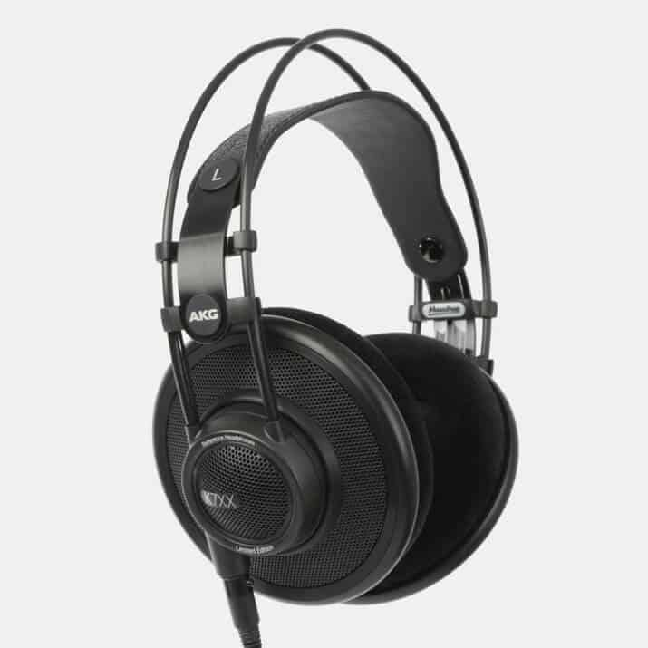 AKG K7XX First Edition Pro Studio Reference Headphones