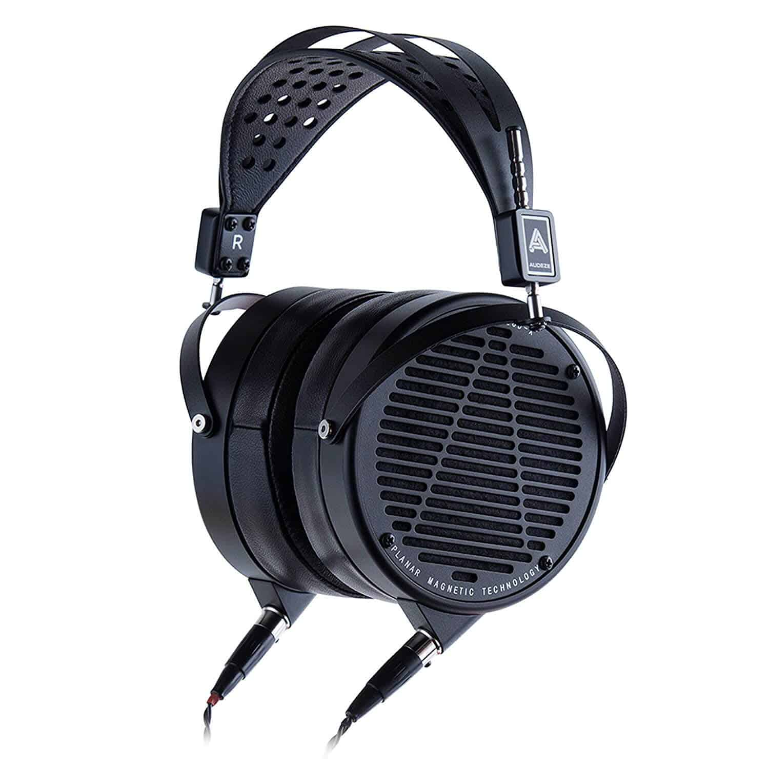 Audeze LCD-X Over Ear Open Back Headphone with New Suspension Headband Creator Package – no Travel case