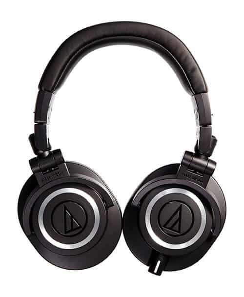 Audio Technica ATH M50x Professional Monitor Headphones