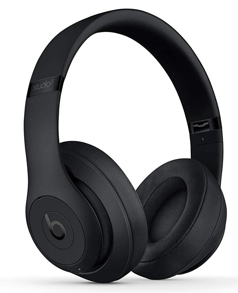 Beats Studio3 Wireless Noise Cancelling Over-Ear Headphones - Matte Black