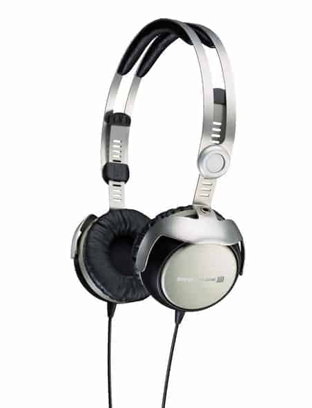 beyerdynamic T51i Portable Headphone Silver/Black