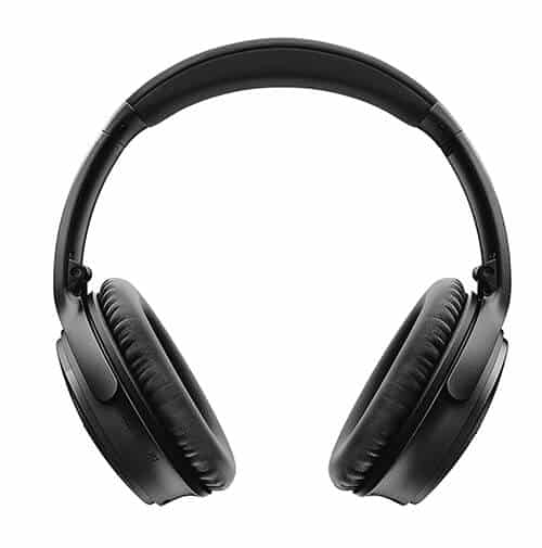 Bose QuietComfort Wireless Headphones Cancelling