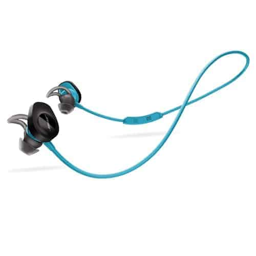 Bose SoundSport Wireless Headphones (761529-0020) Aqua - Pre-Owned