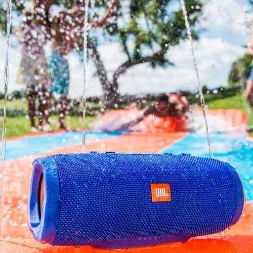 JBL Jbl Flip 3 Splash proof Portable Bluetooth Speaker, Blue