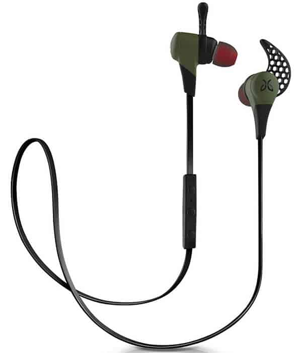 Jaybird X2 Wireless Sweat-Proof Micro-Sized Bluetooth Sport Headphones - Alpha