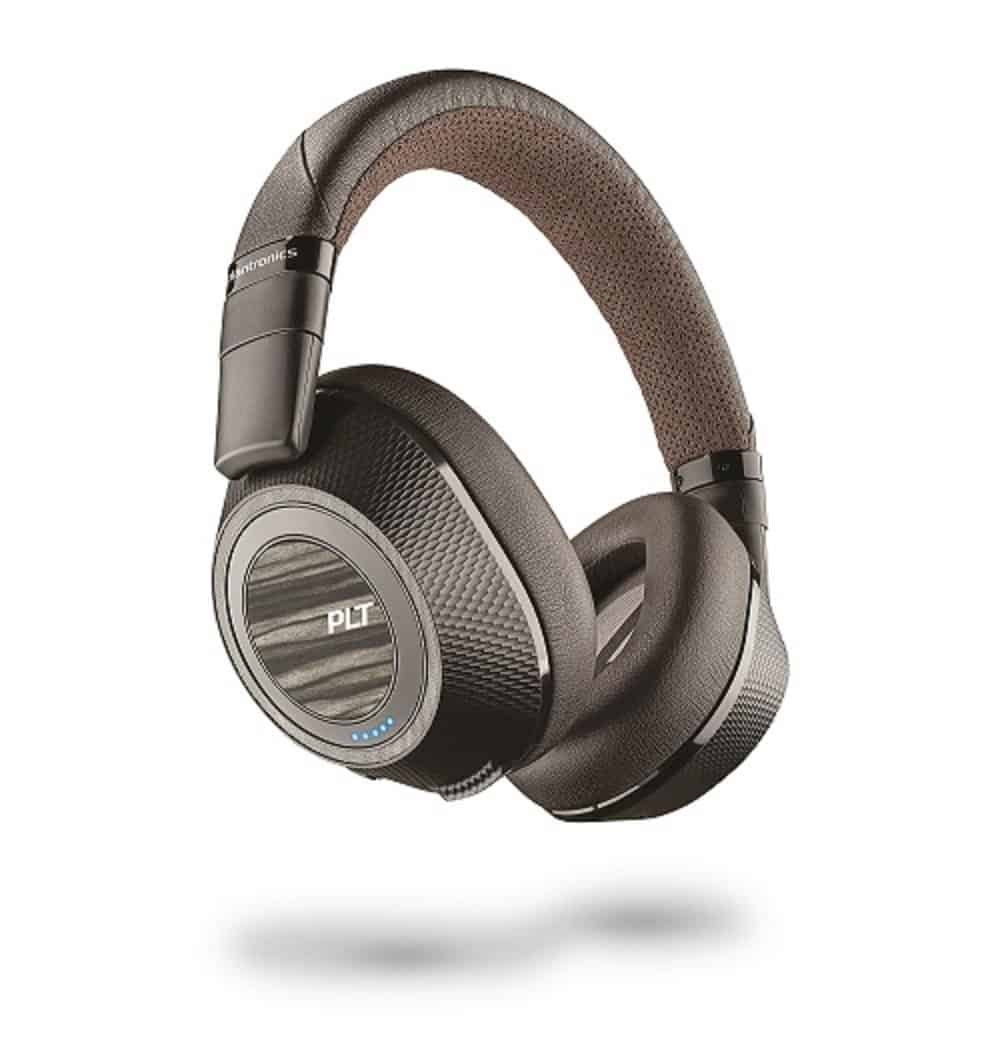Plantronics BackBeat PRO 2 Headphones - Wireless Noise Cancelling - Black Tan