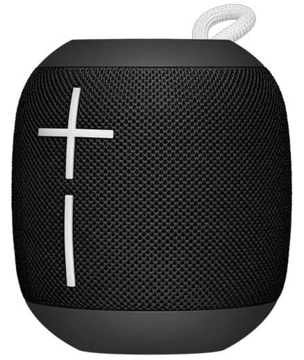 Ultimate Ears WONDERBOOM Portable Waterproof Bluetooth Speaker - Phantom Black
