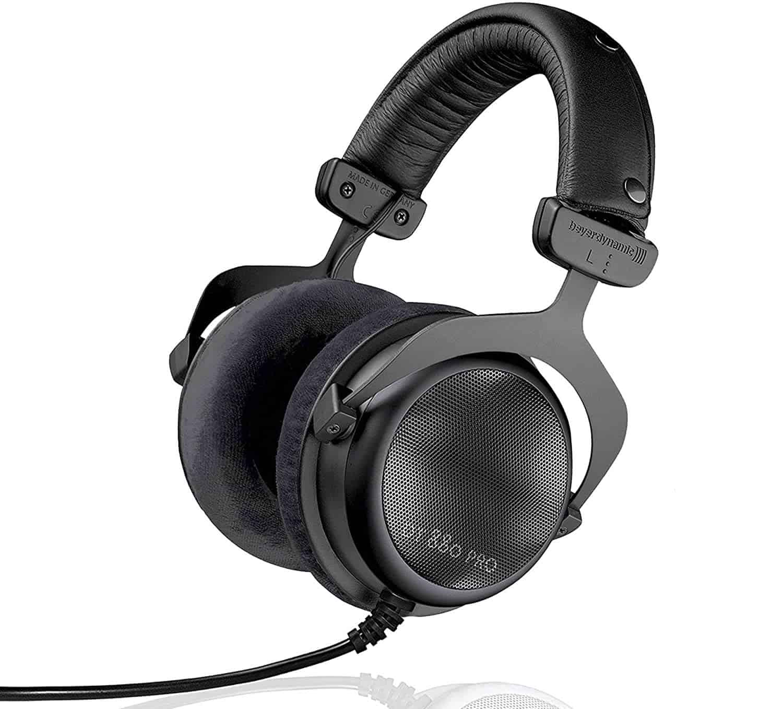 beyerdynamic Dt 880 250 Ohm Pro Semi-Open Studio Headphones Black (Limited Edition)
